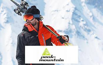 PEAK MOUNTAIN en promo chez PRIVATESPORTSHOP