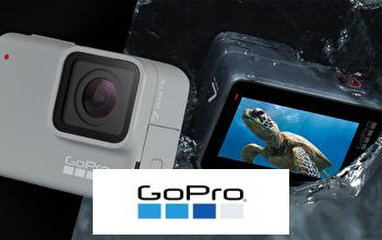 GOPRO en vente flash chez PRIVATESPORTSHOP