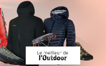 LE MEILLEUR DE L'OUTDOOR à super prix sur PRIVATESPORTSHOP