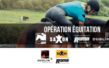 Vente privée OPERATION EQUITATION sur PrivateSportShop