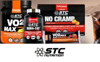 Vente privee STC NUTRITION sur PrivateSportShop