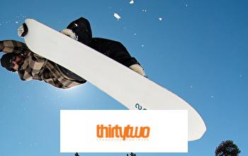 THIRTY TWO en soldes chez PRIVATESPORTSHOP