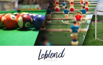 Vente privée LEBLOND LOISIRS sur PrivateSportShop