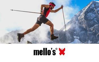 Vente privée MELLO'S sur PrivateSportShop