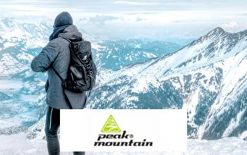 PEAK MOUNTAIN à super prix chez PRIVATESPORTSHOP