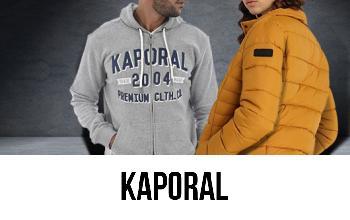Vente privee KAPORAL sur PrivateSportShop