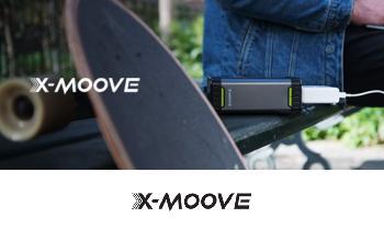 XMOOVE pas cher sur PRIVATESPORTSHOP