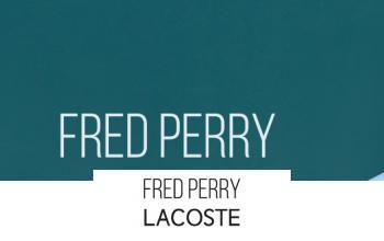 FRED PERRY à prix discount sur PRIVATESPORTSHOP