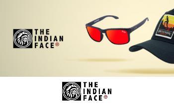THE INDIAN FACE en vente privée chez PRIVATESPORTSHOP