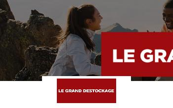 LE GRAND en vente privilège chez PRIVATESPORTSHOP