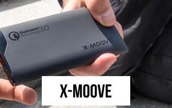 X-MOOVE en vente privilège sur PRIVATESPORTSHOP