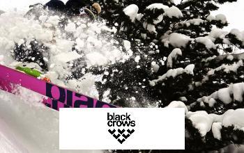 BLACK CROWS en vente flash sur PRIVATESPORTSHOP