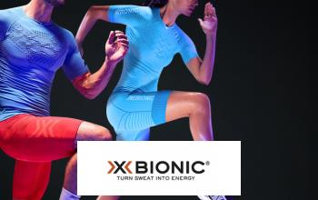 X-BIONIC en vente privilège chez PRIVATESPORTSHOP