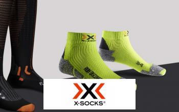 X-SOCKS pas cher sur PRIVATESPORTSHOP