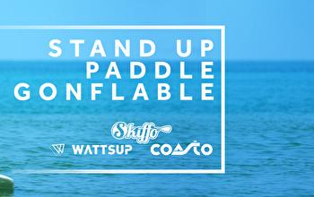 STAND UP PADDLE GONFLABLE en promo chez PRIVATESPORTSHOP