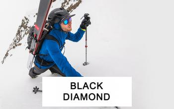 BLACK DIAMOND en vente flash sur PRIVATESPORTSHOP