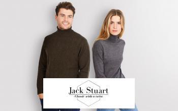 JACK STUART en vente privilège sur SHOWROOMPRIVÉ