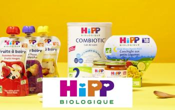HIPP en promo sur SHOWROOMPRIVÉ