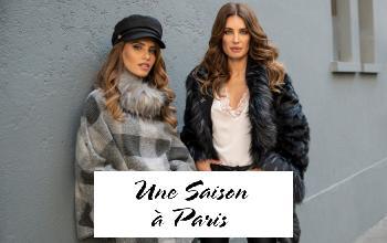 UNE SAISON A PARIS en vente privilège sur SHOWROOMPRIVÉ
