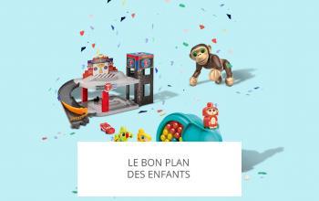 Vente privee PAMPERS MATTEL LEGO SPIN MASTER sur ShowRoomPrivé