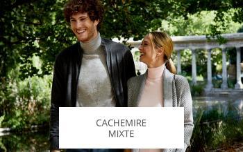 Vente privée CACHEMIRE MIXTE sur ShowRoomPrivé