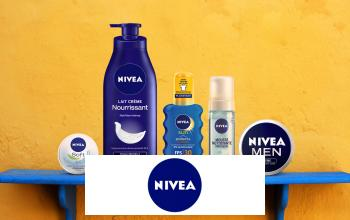 Vente privee NIVEA sur ShowRoomPrivé