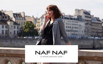 Vente privée NAF NAF sur ShowRoomPrivé