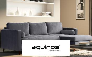 AQUINOS COLLECTION en vente privée sur SHOWROOMPRIVÉ