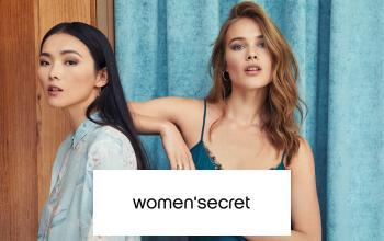Vente privée WOMEN SECRET sur ShowRoomPrivé