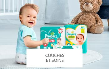 Vente privee PAMPERS sur ShowRoomPrivé
