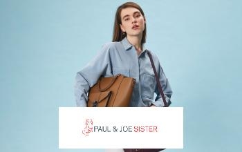PAUL & JOE SISTER en vente privilège chez SHOWROOMPRIVÉ