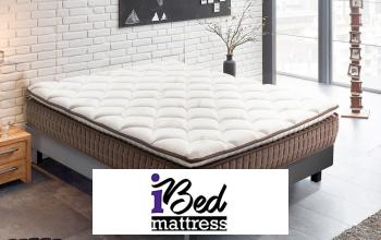 IBED MATTRESS en vente flash sur SHOWROOMPRIVÉ