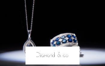 DIAMOND & CO en vente flash chez SHOWROOMPRIVÉ