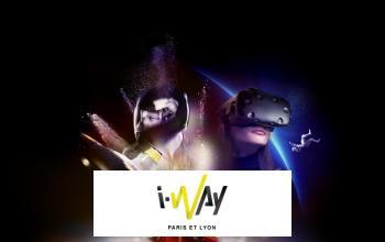 I-WAY en promo chez SHOWROOMPRIVÉ
