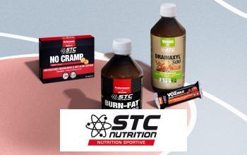 Vente privee STC NUTRITION sur ShowRoomPrivé