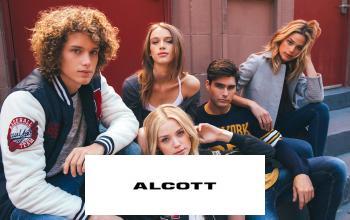 Vente privée ALCOTT sur ShowRoomPrivé