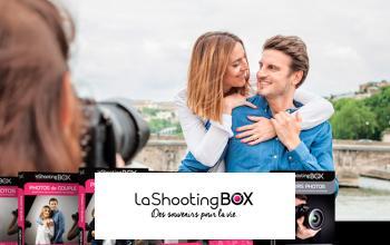 Vente privée LA SHOOTING BOX sur ShowRoomPrivé
