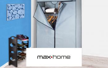 Vente privée MAX HOME sur ShowRoomPrivé