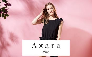 Vente privée AXARA sur ShowRoomPrivé