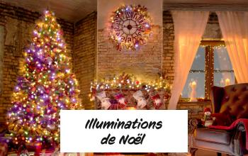 ILLUMINATIONS DE NOEL à prix discount sur SHOWROOMPRIVÉ