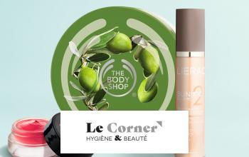 Vente privee LIERAC MAUBOUSSIN LENOR THE BODY SHOP sur ShowRoomPrivé