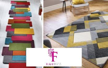 FLAIR RUGS en promo chez SHOWROOMPRIVÉ