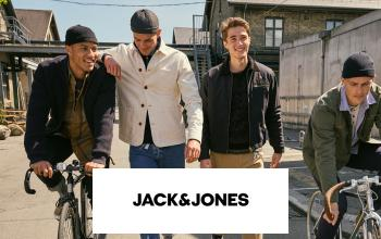 JACK & JONES en vente privée sur SHOWROOMPRIVÉ