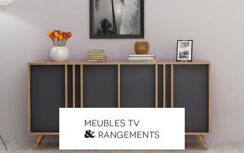 MEUBLES TV ET RANGEMENTS en vente privilège sur SHOWROOMPRIVÉ