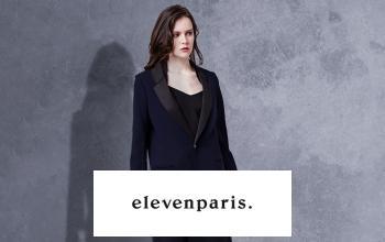 ELEVEN PARIS en promo sur SHOWROOMPRIVÉ