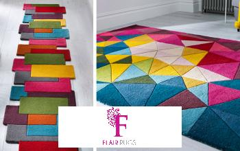 FLAIR RUGS en vente flash chez SHOWROOMPRIVÉ