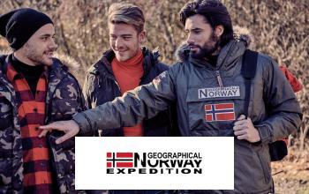 Vente privée GEOGRAPHICAL NORWAY sur ShowRoomPrivé