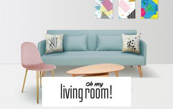 OH MY LIVING ROOM! à prix discount sur SHOWROOMPRIVÉ