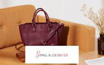 PAUL & JOE SISTER en promo sur SHOWROOMPRIVÉ