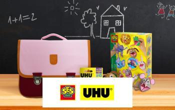Vente privée UHU sur ShowRoomPrivé
